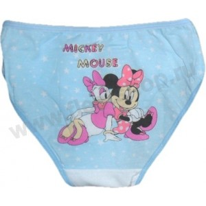 Детские трусики для девочек с набивным рисунком Микки Маус. Ткань кулирка. 4e8cb1025d1