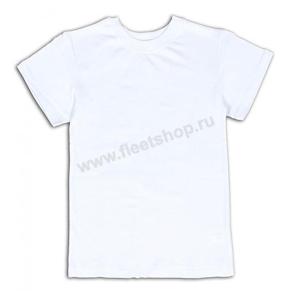 f6bf8d509ca79 Белая футболка для мальчиков и девочек детская, однотонная, белая. Кулирка.